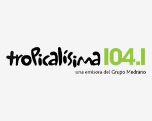 Tropicalísima 104.1 FM