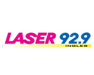 Laser 92.9 FM Inglés