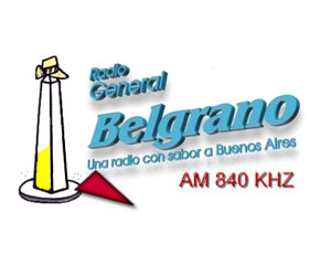 Radio General Belgrano 840 AM