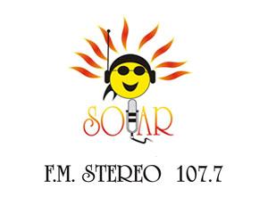 Solar FM Stereo 107.7 FM