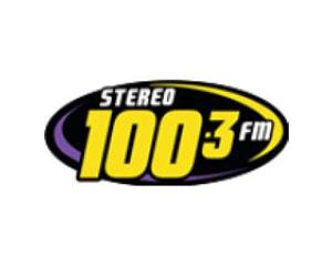 Stereo FM 100.3 FM