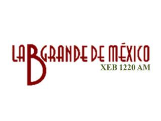 La B Grande de México 1220 AM