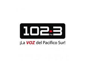 La Voz Del Pacifico Sur 102.3 FM