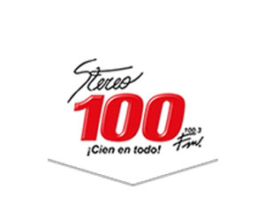 Stereo Cien 100.3 FM