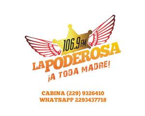 La  Poderosa 106.9 FM