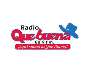 Que Buena 88.9 FM