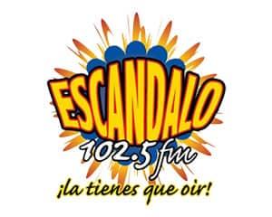 Escandalo 102.5 FM
