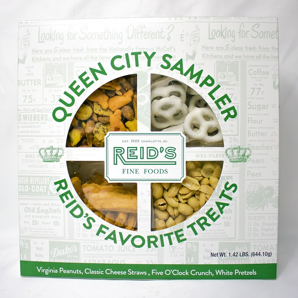 Reid's Queen City Sampler