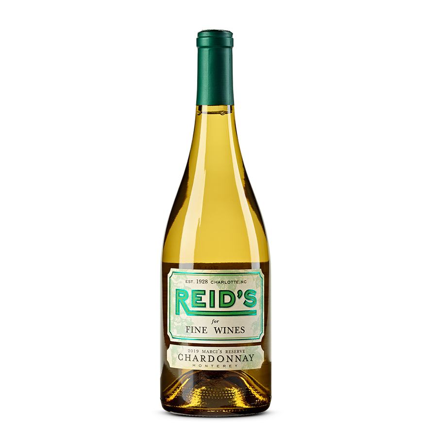 Reid's Marci's Reserve Chardonnay 2019 750ml