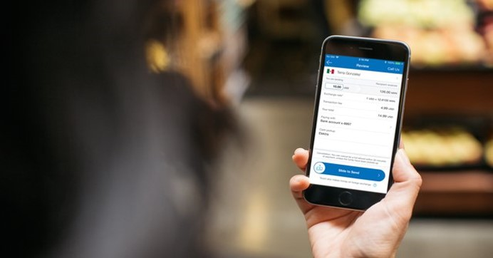 PayPal's Xoom to launch domestic money transfers with Walmart and Ria_USD to INR
