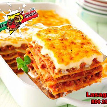 pizzahouse lasana