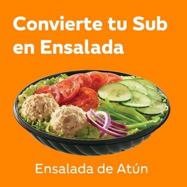 subway ensalada