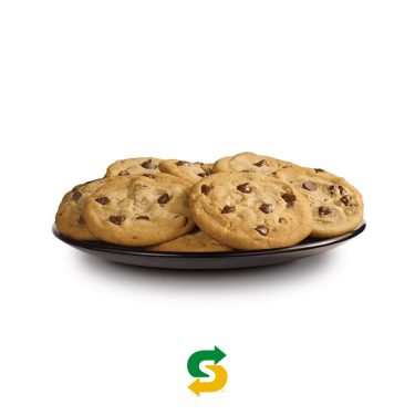 subway galletas