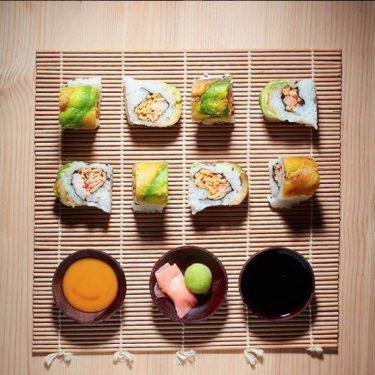 sushiya entrada