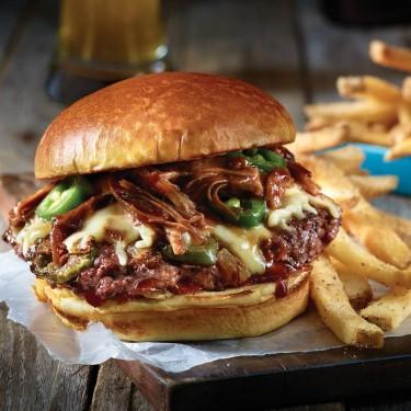 applebees hamburguesa