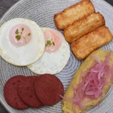 ladolcerie desayuno