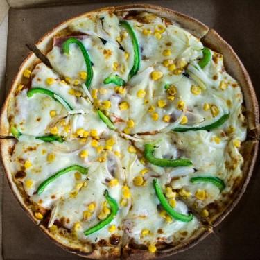 pizza de verdad queso