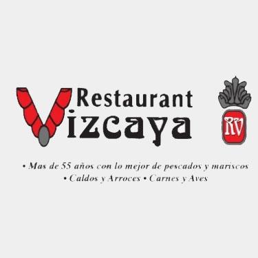 restaurant vizcaya logo