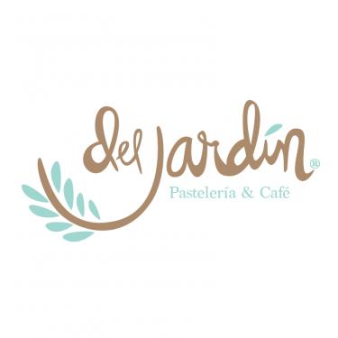 pasteleria del jardin logo
