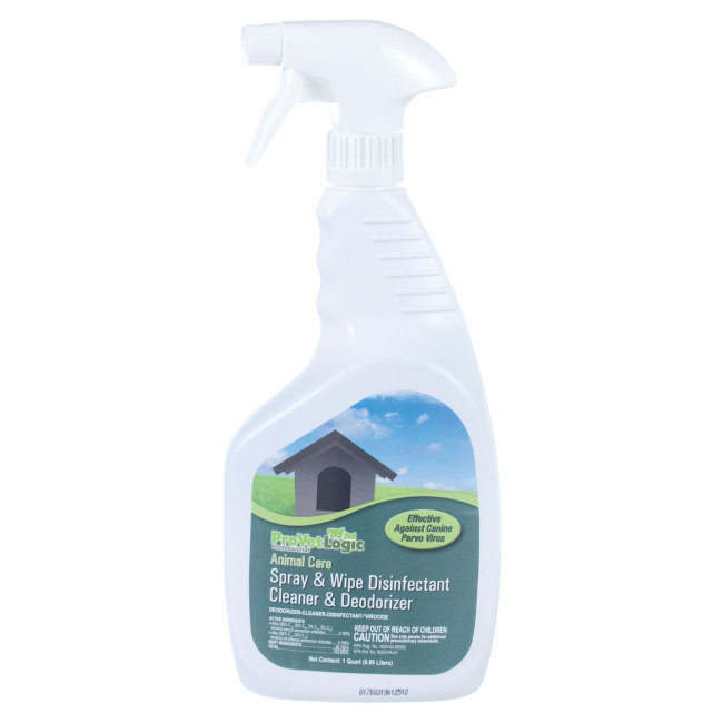 Spray & Wipe Disinfectant