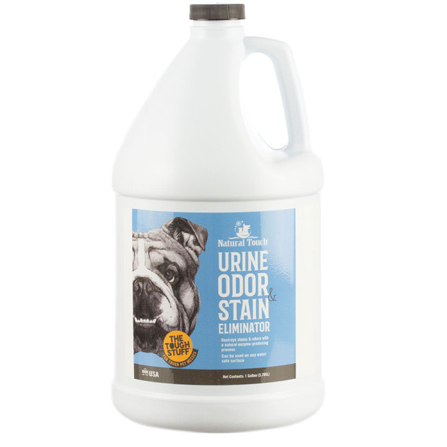 Natural Touch Urine Odor & Stain Eliminator