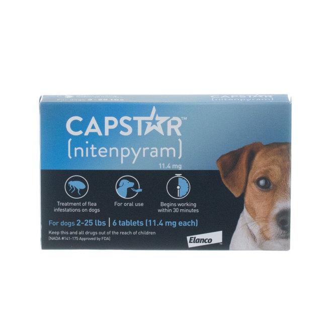 Capstar Revival Animal Health