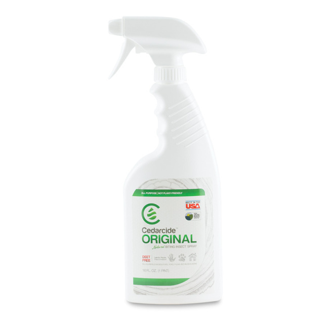 Cedarcide Original Biting Insect Spray
