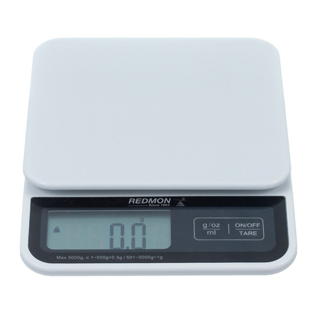 Multi-Purpose Digital Scale with Perch