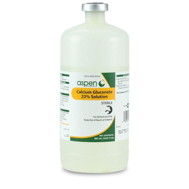 Calcium Gluconate 23%