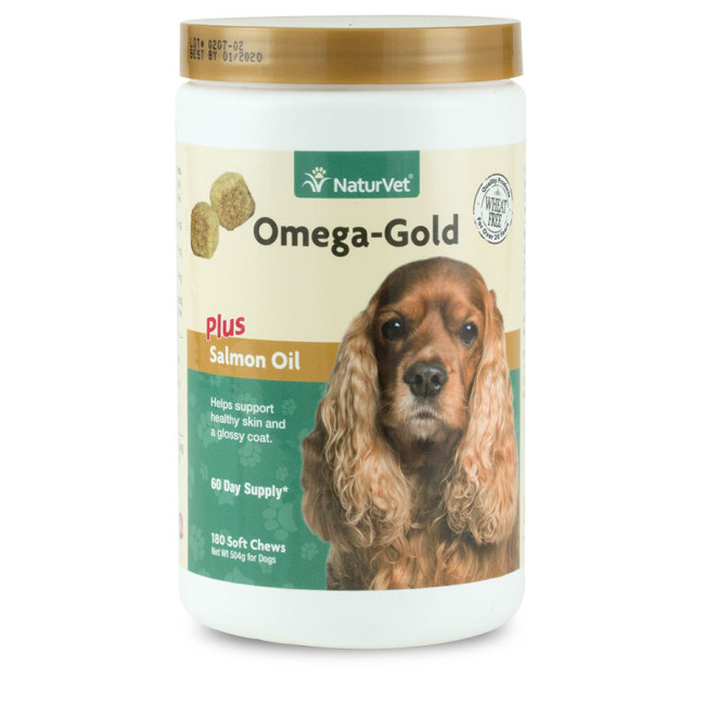 Omega Gold Soft Chews