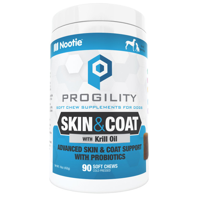 Progility Skin & Coat Soft Chew