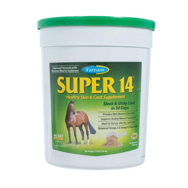 Super 14 Healthy Skin & Coat Supplement