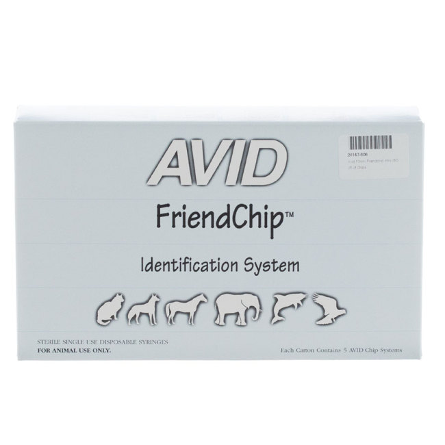 Avid Friendchips ISO