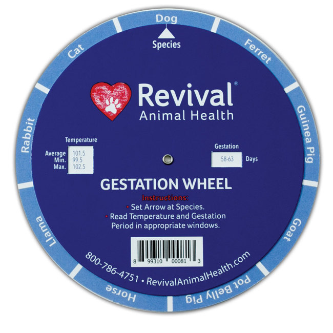 Revival Animal Health Breeder Wheel