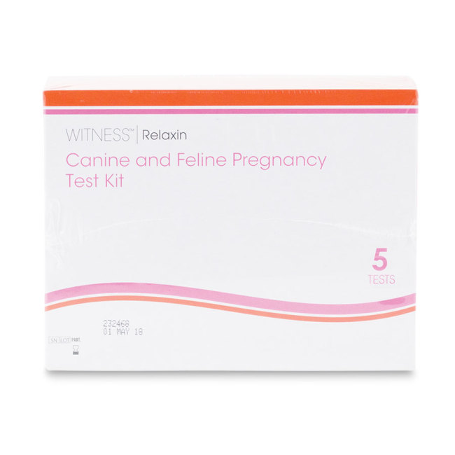 Witness Relaxin Canine Pregnancy Test Kit