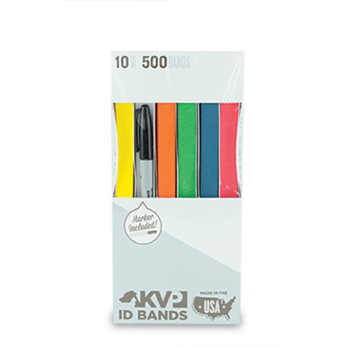 KVP ID Bands