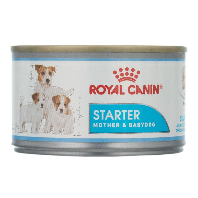Royal Canin Starter Mousse Mother Babydog Birth Program Dog Food Can Revival Animal Health