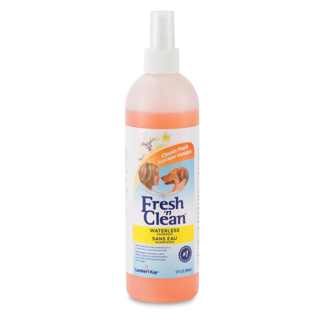 Fresh N Clean Waterless Shampoo
