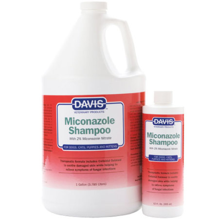 Miconazole Shampoo & Spray