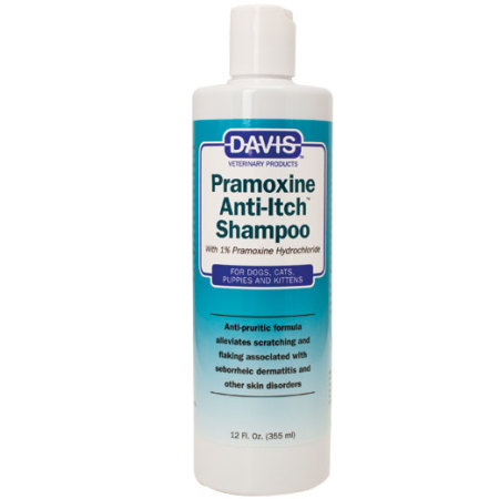 Image of Pramoxine Anti-Itch Shampoo
