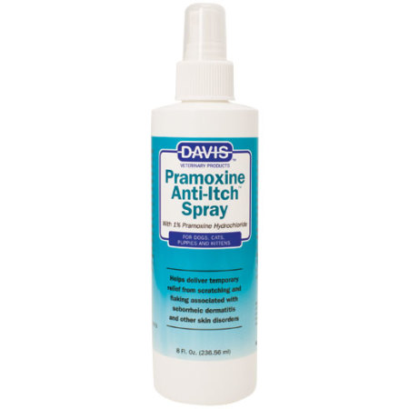 Pramoxine Anti-Itch Spray