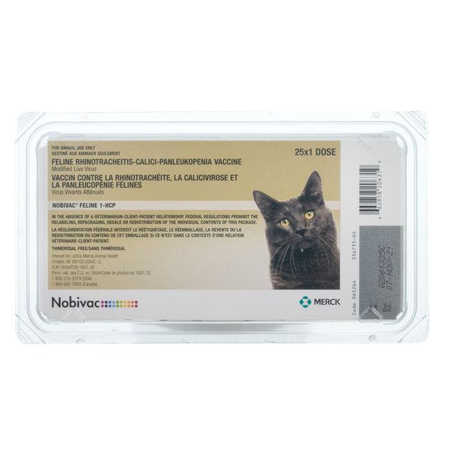 Nobivac Feline 1-HCP (Eclipse 3)