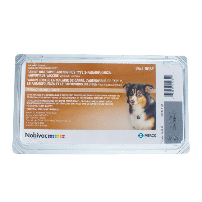 Nobivac Canine 1 Dappv Galaxy Da2ppv Revival Animal Health
