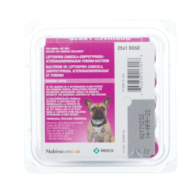 Nobivac Canine Lepto4