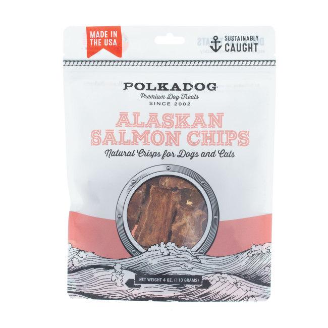 Polkadog Alaskan Salmon Treats