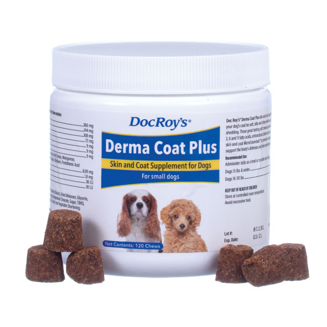 Doc Roy's Derma Coat Plus