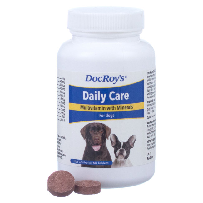 Doc Roys DAILY CARE CANINE