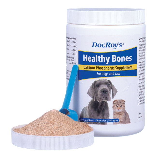 Doc Roy's Healthy Bones