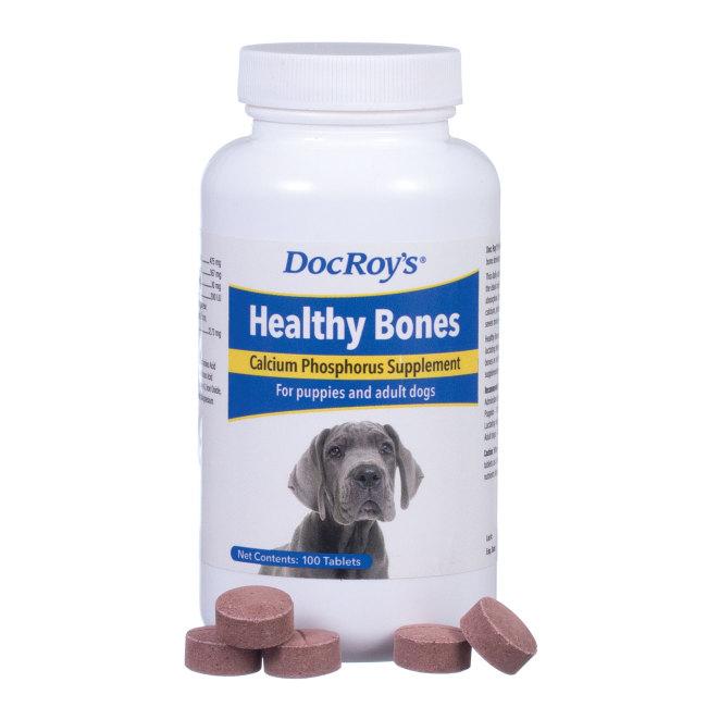 Doc Roys HEALTHY BONES