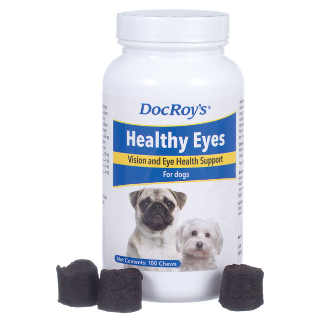 Doc Roy's Healthy Eyes